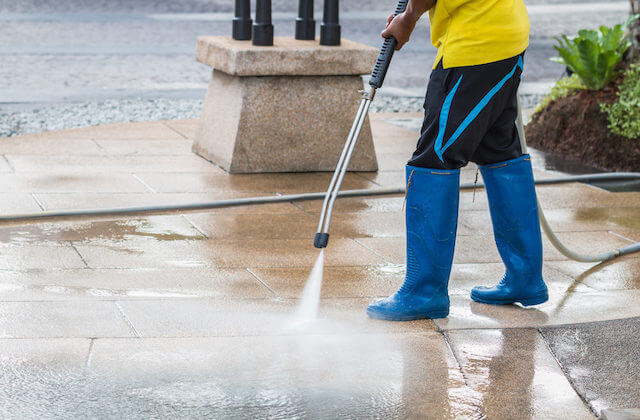 commercial cleaning mesquite
